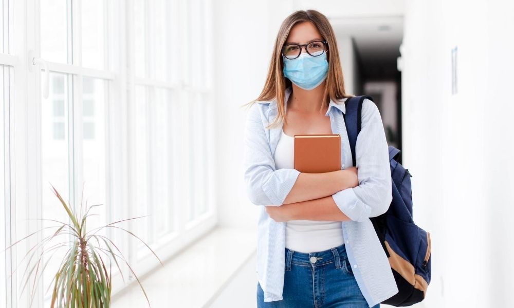 return to campus, back to school, fall 2020, pandemic, coronavirus, what to expect, fall semester, stay safe, health, wellness, prevention